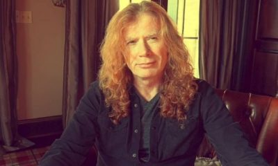 Dave Mustaine 2019 cancer