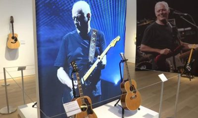 David Gilmour auction 2019