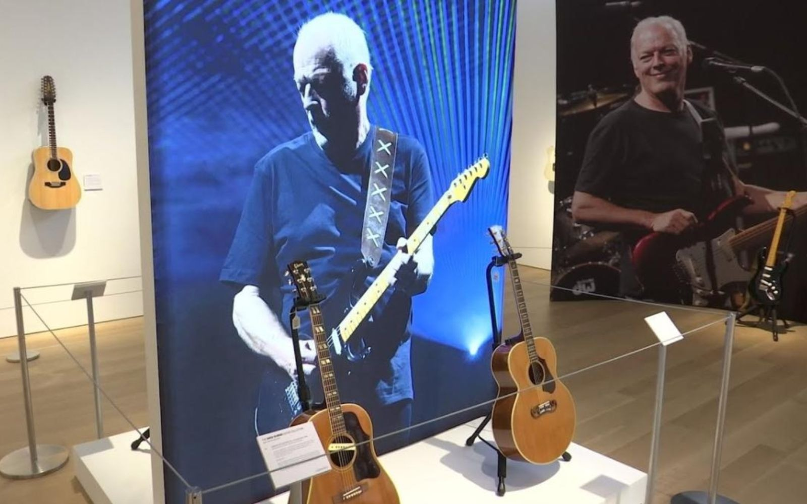David Gilmour auction 2019