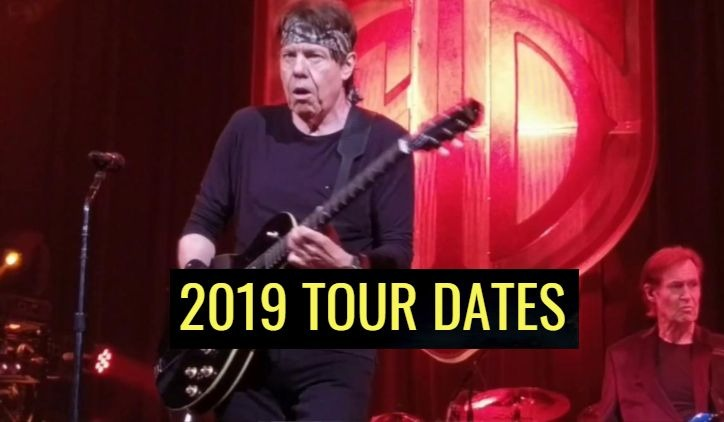 George Thorogood 2019 tour dates
