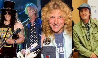 Guns N Roses 2019 original line up