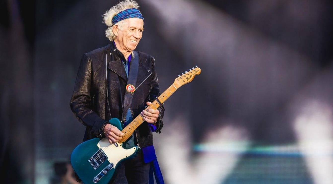 Keith Richards 2019