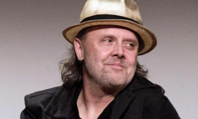 Lars Ulrich 2019