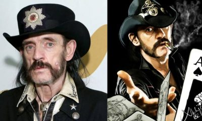 Lemmy Kilmister Ace Of Spades