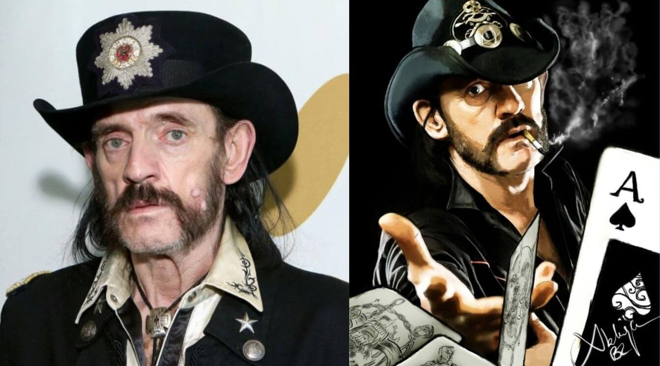 Lemmy Kilmister Ace Of Spades