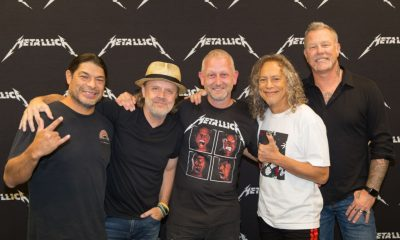Metallica Meet and Greet