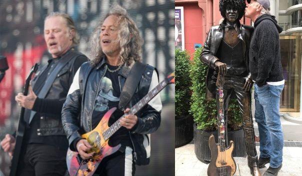Metallica Phil Lynott