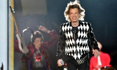 Mick Jagger 2019