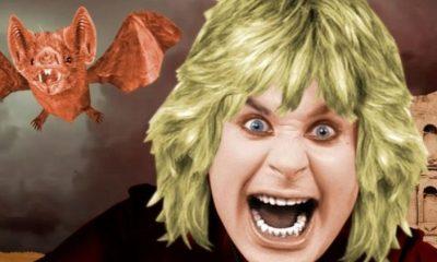 Ozzy Osbourne Bat