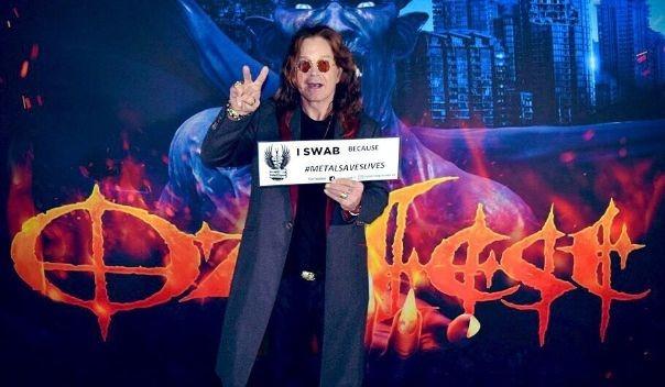 Ozzy Osbourne leukemia