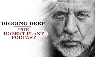 Robert Plant Podcast