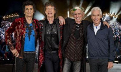 Rolling Stones 2019
