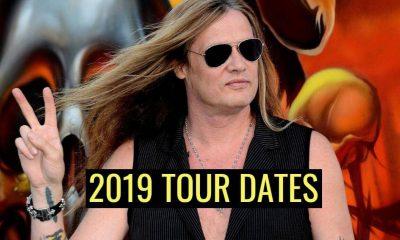 Sebastian Bach 2019 tour