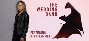 Wedding Band Kirk Hammett