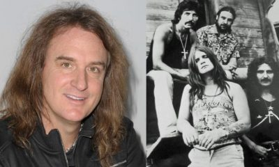 David Ellefson Black Sabbath