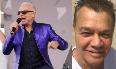 David Lee Roth Eddie Van Halen 2019