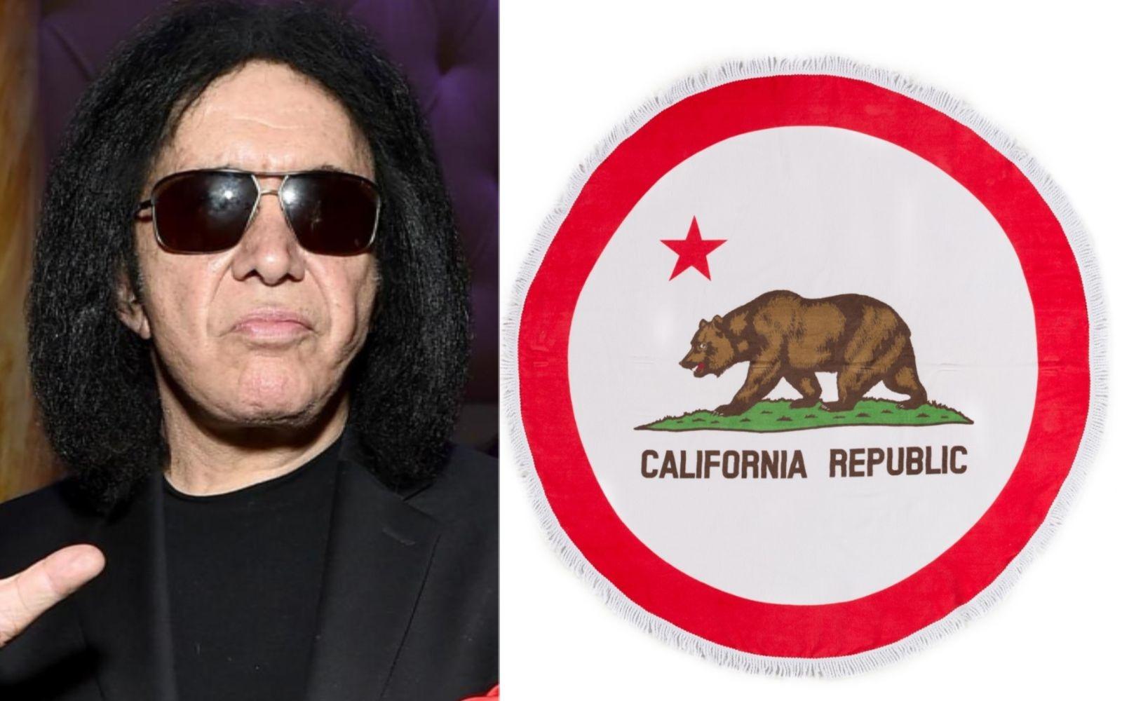 Gene Simmons California