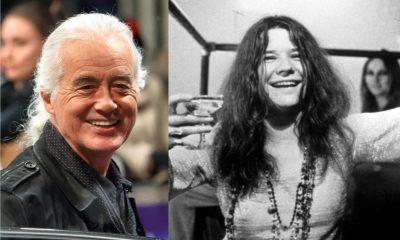 Jimmy Page Janis Joplin