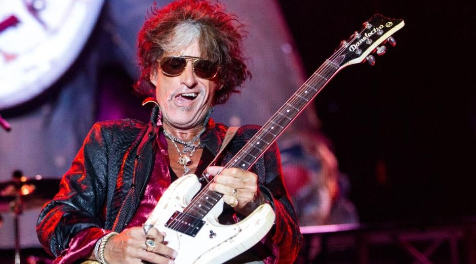 Joe Perry health