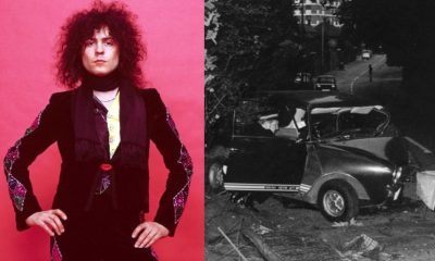 Marc Bolan accident