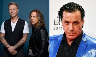 Metallica Rammstein