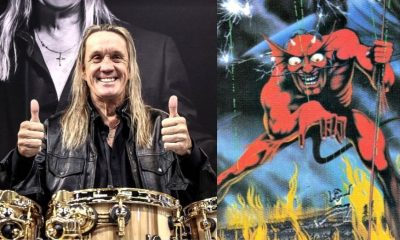 Nicko McBrain Number Of The Beast