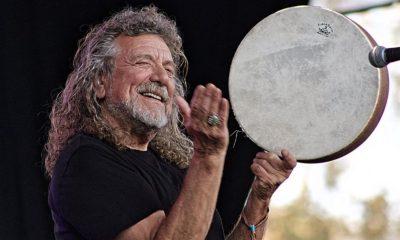 Robert Plant 2019