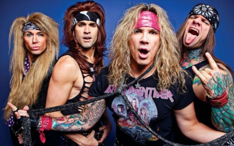 Steel Panther 2019