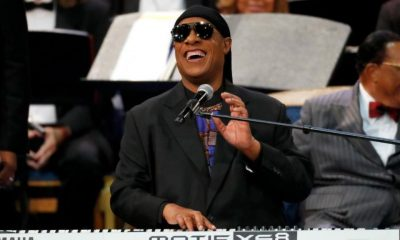 Stevie Wonder 2019