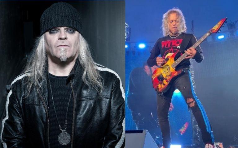 Celtic Frost Kirk Hammett