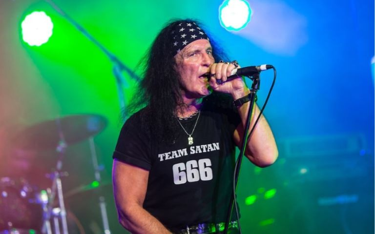 Dave Evans acdc 2019