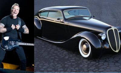 James Hetfield Jaguar