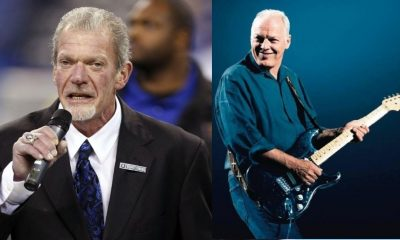 Jim Irsay David Gilmour