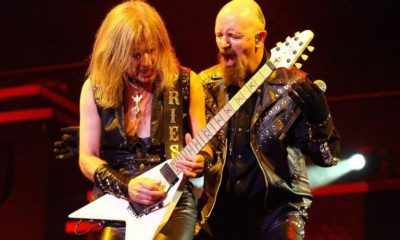 KK Downing Rob Halford