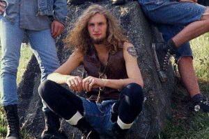 Layne Staley young