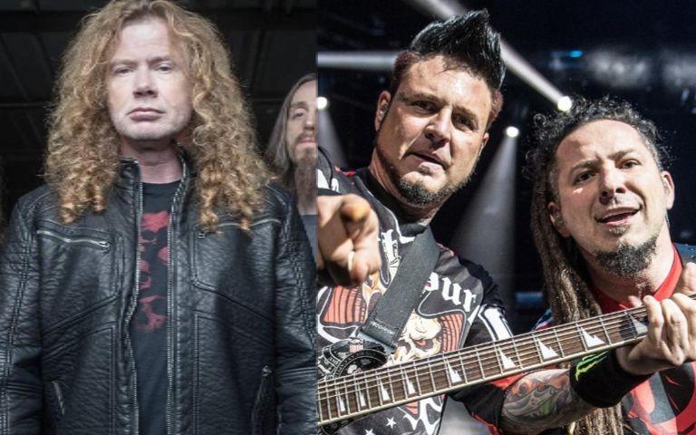Megadeth Five Finger Death Punch