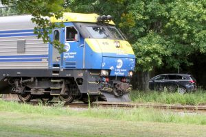 Paul McCartney train