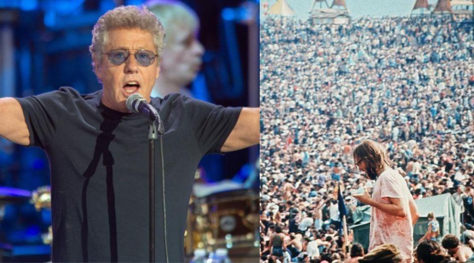 Roger Daltrey Woodstock