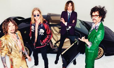 The Darkness band 2019 2020