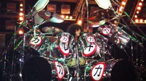 Eric Carr drums
