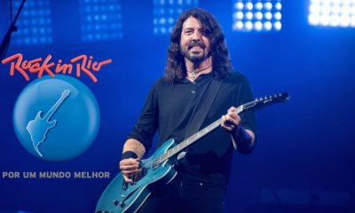 Foo Fighters Rock In Rio