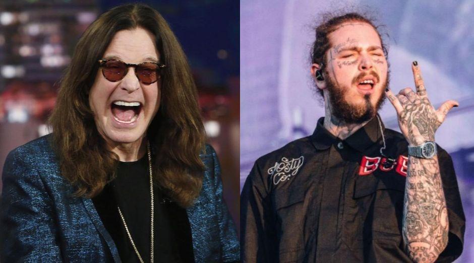 Ozzy Osbourne Post Malone
