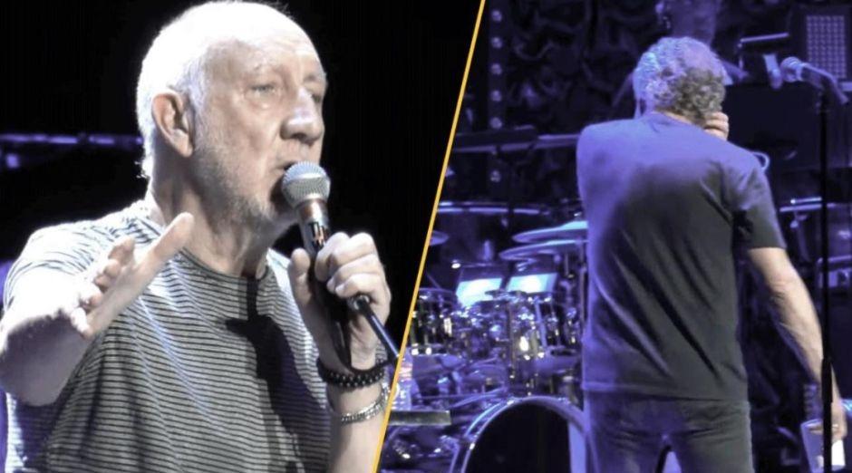 Pete Townshend Roger Daltrey voice