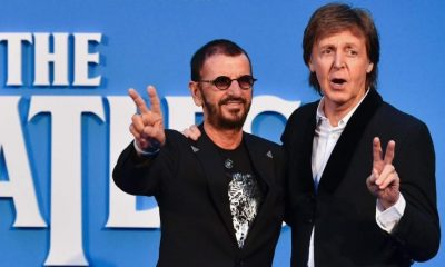 Ringo Starr Paul McCartney 2019