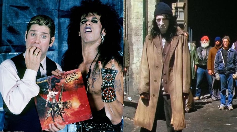Rockstars that acted in horror movies