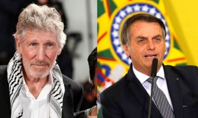 Roger Waters Bolsonaro