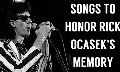 Songs to honor Ric Ocasek memory