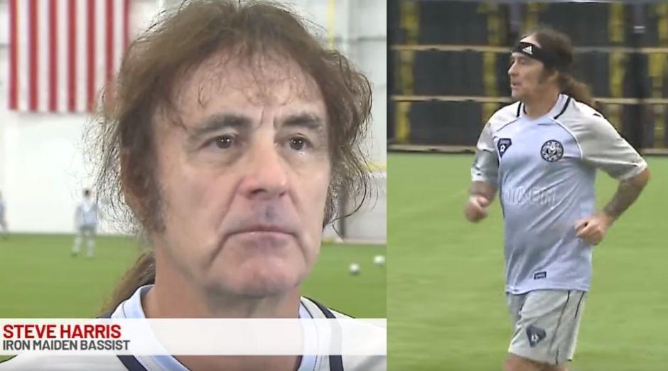 Steve Harris soccer 2019