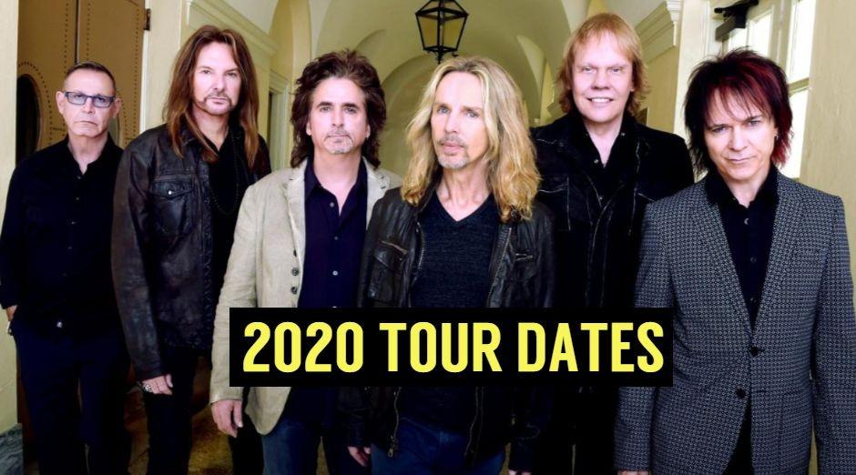 Styx 2020 tour
