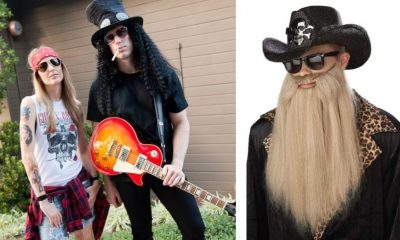 10 Rock and Roll costume ideas for Halloween
